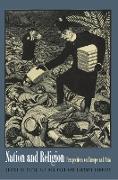 Cover-Bild zu Nation and Religion (eBook) von Veer, Peter van der (Hrsg.)