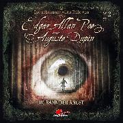 Cover-Bild zu Edgar Allan Poe & Auguste Dupin, Folge 2: Im Bann der Angst (Audio Download) von Duschek, Markus