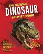 Cover-Bild zu The Ultimate Dinosaur Activity Book: Mazes, Coloring, Dot-to-Dots, Word Searches, Dino Facts and More for Kids Ages 4-8 von Topix Media Lab (Hrsg.)