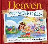 Cover-Bild zu Heaven Is According to Kids von Media Lab Books