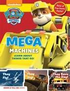 Cover-Bild zu PAW PATROL: MEGA MACHINES von Media Lab Books