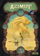 Cover-Bild zu Lupano, Wilfried: Azimut 02. Fast so schön wie sterben