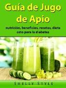 Cover-Bild zu Guia de Jugo de Apio (eBook) von Entertainment, Hiddenstuff