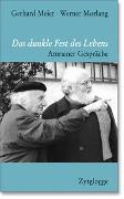 Cover-Bild zu Meier, Gerhard: Das dunkle Fest des Lebens