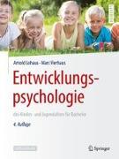 Cover-Bild zu Entwicklungspsychologie des Kindes- und Jugendalters für Bachelor von Lohaus, Arnold