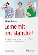 Cover-Bild zu Lerne mit uns Statistik! (eBook) von Kuhlmei, Eckehard