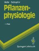 Cover-Bild zu Pflanzenphysiologie (eBook) von Mohr, Hans