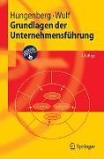 Cover-Bild zu Grundlagen der Unternehmensführung (eBook) von Hungenberg, Harald