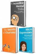 Cover-Bild zu NLP Collection and Social Tricks (eBook) von Gomes, Danilo H.