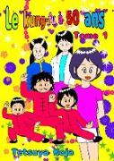 Cover-Bild zu Le kung-fu a 50 ans (eBook) von Koja, Tetsuya