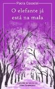 Cover-Bild zu O elefante ja esta na mala (eBook) von Casadei, Paola