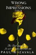 Cover-Bild zu Wrong impressions [Book II] (eBook) von Zavala, Paulin