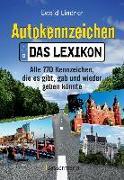 Cover-Bild zu Lindner, Ewald: Autokennzeichen - Das Lexikon