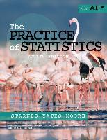 Cover-Bild zu The Practice of Statistics for AP von Starnes, Daren S.