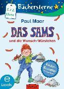 Cover-Bild zu Maar, Paul: Das Sams und die Wunsch-Würstchen (eBook)