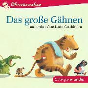 Cover-Bild zu Gehm, Franziska: Das große Gähnen und andere Gute-Nacht-Geschichten (Audio Download)