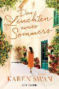 Cover-Bild zu Das Leuchten eines Sommers (eBook) von Swan, Karen