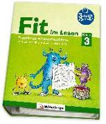 Cover-Bild zu Stehr, Sabine: Fit im Lesen - Erzähltexte, Klasse 3