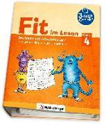 Cover-Bild zu Stehr, Sabine: Fit im Lesen - Sachtexte, Klasse 4