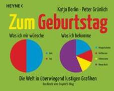 Cover-Bild zu Berlin, Katja: Zum Geburtstag