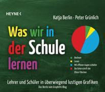 Cover-Bild zu Berlin, Katja: Was wir in der Schule lernen