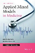 Cover-Bild zu Brown, Helen: Applied Mixed Models in Medicine (eBook)