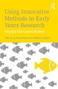 Cover-Bild zu Brown, Zeta (Hrsg.): Using Innovative Methods in Early Years Research (eBook)