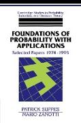 Cover-Bild zu Foundations of Probability with Applications von Suppes, Patrick