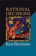 Cover-Bild zu Rational Decisions (eBook) von Binmore, Ken
