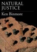 Cover-Bild zu Natural Justice (eBook) von Binmore, Ken
