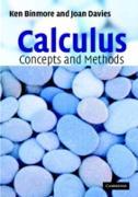Cover-Bild zu Calculus: Concepts and Methods (eBook) von Binmore, Ken