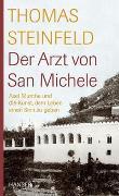 Cover-Bild zu Steinfeld, Thomas: Der Arzt von San Michele