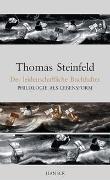 Cover-Bild zu Steinfeld, Thomas: Der leidenschaftliche Buchhalter