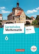 Cover-Bild zu Lernstufen Mathematik 6. Schuljahr. Neubearbeitung. Schülerbuch. BY von Berkemeier, Helga