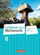 Cover-Bild zu Schlüssel zur Mathematik 8. Schuljahr. Differenzierende Ausgabe. Schülerbuch. RP von Berkemeier, Helga