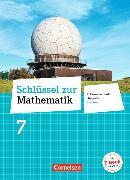 Cover-Bild zu Schlüssel zur Mathematik 7. Schuljahr. Differenzierende Ausgabe. Schülerbuch. HE von Berkemeier, Helga