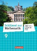 Cover-Bild zu Schlüssel zur Mathematik 9. Schuljahr. Differenzierende Ausgabe. Schülerbuch - Lehrerfassung. HE von Berkemeier, Helga