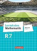 Cover-Bild zu Lernstufen Mathematik 7. Schuljahr. R-Klassen. Neubearbeitung. Schülerbuch. BY von Berkemeier, Helga