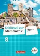 Cover-Bild zu Schlüssel zur Mathematik 8. Schuljahr. Differenzierende Ausgabe. Schülerbuch. HE von Berkemeier, Helga