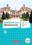 Cover-Bild zu Schlüssel zur Mathematik 6. Schuljahr. Differenzierende Ausgabe. Schülerbuch - Lehrerfassung. HE von Berkemeier, Helga