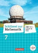 Cover-Bild zu Schlüssel zur Mathematik 7. Schuljahr. Differenzierende Ausgabe. Schülerbuch - Lehrerfassung. HE von Berkemeier, Helga