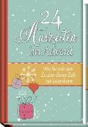 Cover-Bild zu 24 Auszeiten im Advent von Oster, Jutta