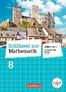 Cover-Bild zu Schlüssel zur Mathematik 8. Schuljahr. Differenzierende Ausgabe. Schülerbuch - Lehrerfassung. HE von Berkemeier, Helga