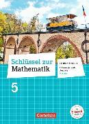 Cover-Bild zu Schlüssel zur Mathematik 5. Schuljahr. Differenzierende Ausgabe. Schülerbuch - Lehrerfassung. HE von Berkemeier, Helga