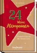 Cover-Bild zu 24 kleine Atempausen von Oster, Jutta