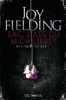 Cover-Bild zu Fielding, Joy: Sag, dass du mich liebst