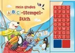 Cover-Bild zu Mein großes ABC-Stempelbuch von Lückel, Kristin