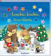 Cover-Bild zu Leuchte, leuchte, kleiner Stern von Lückel, Kristin