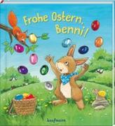 Cover-Bild zu Frohe Ostern, Benni! von Lückel, Kristin
