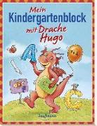 Cover-Bild zu Mein Kindergartenblock mit Drache Hugo von Lückel, Kristin
